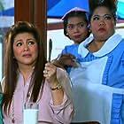 Regine Velasquez, Caprice Cayetano, Wilma Guerrero, and Wenna Jarito in Poor Señorita (2016)