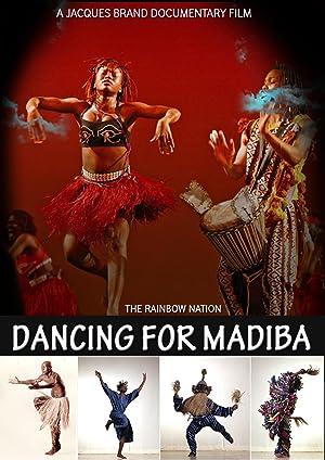 Dancing for Madiba