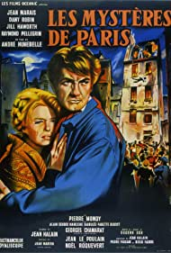 Les mystères de Paris (1962) Poster - Movie Forum, Cast, Reviews