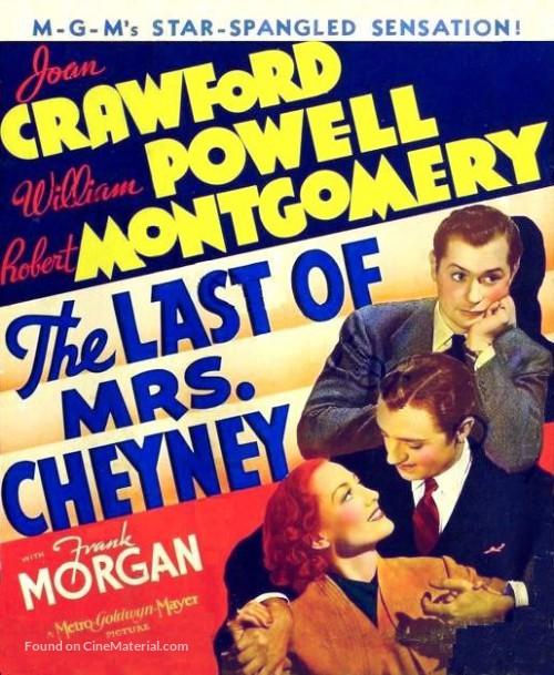 The Last of Mrs. Cheyney (1937) - Photo Gallery - IMDb