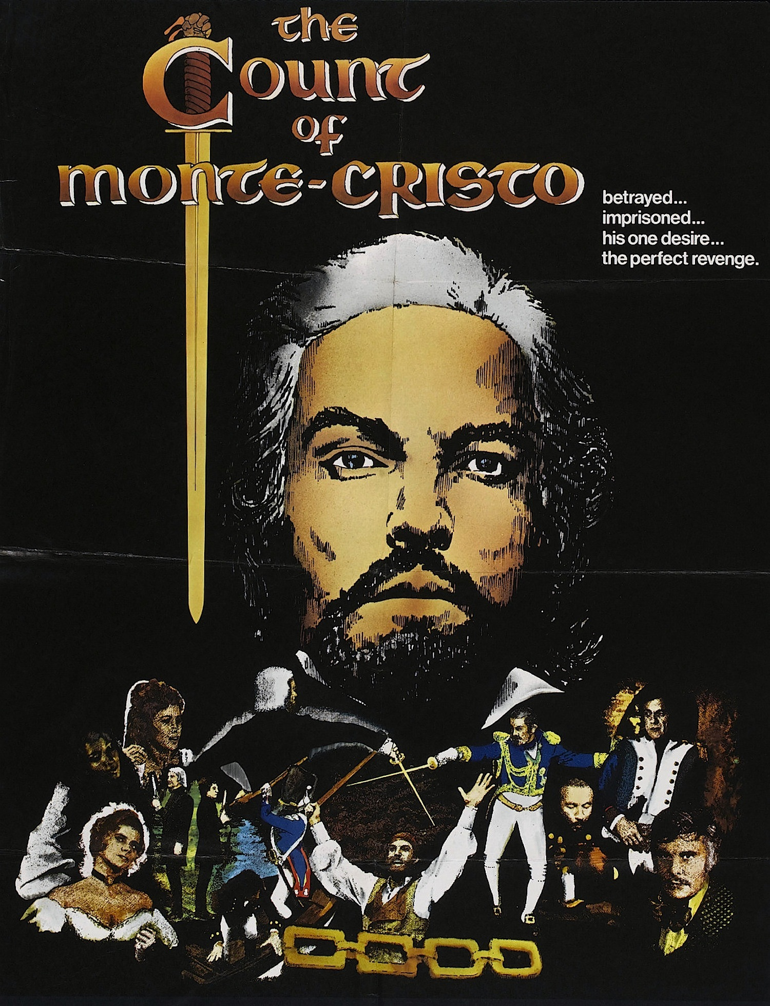 Count Monte Cristo of the Prisoner of Ife Castle 31