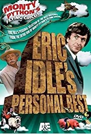 Eric Idle's Personal Best Poster