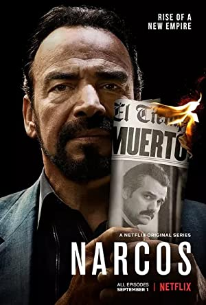 Narcos TV Poster