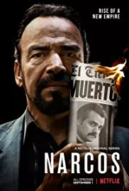 View Narcos - Season 3 (2017) TV Series poster on INDOXX1