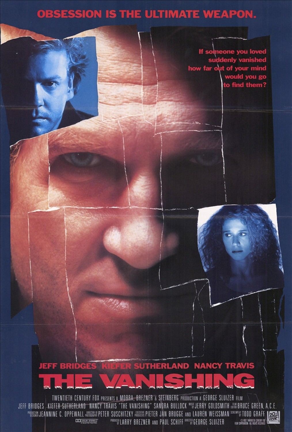 The Vanishing (1993) - IMDb
