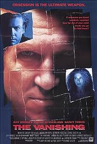 Jeff Bridges, Kiefer Sutherland, and Nancy Travis in The Vanishing (1993)
