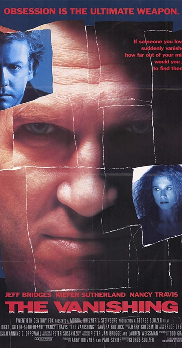 Play or Watch Movies for free The Vanishing (1993)