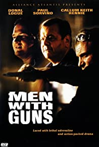 Primary photo for Men with Guns