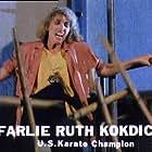 Farlie Ruth Kordica in Wong ga si je IV: Jik gik jing yan (1989)