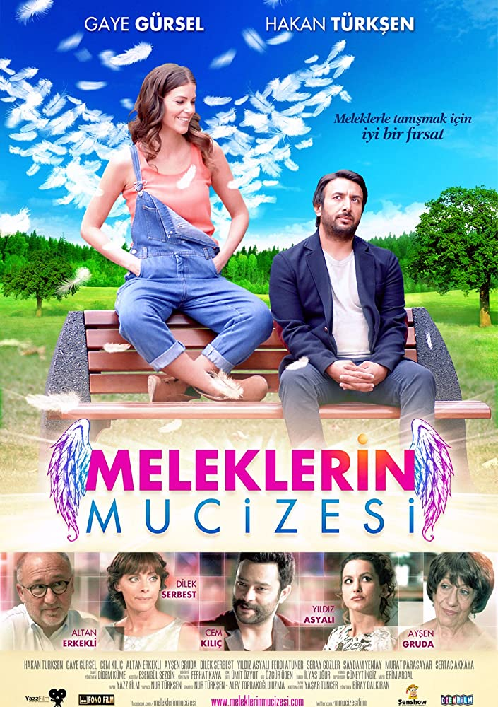Meleklerin Mucizesi 2014 Dual Audio ORG 720p WEB-DL [Hindi + Turkish] ESubs Download