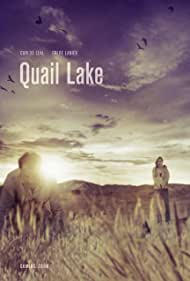Carlos Leal and Chloe Lanier in Quail Lake (2019)
