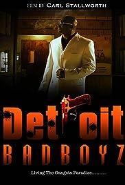 Detroit Bad Boyz Poster