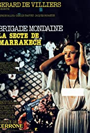 Marrakesh Cult Poster