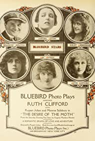 Ruth Clifford in The Desire of the Moth (1917)