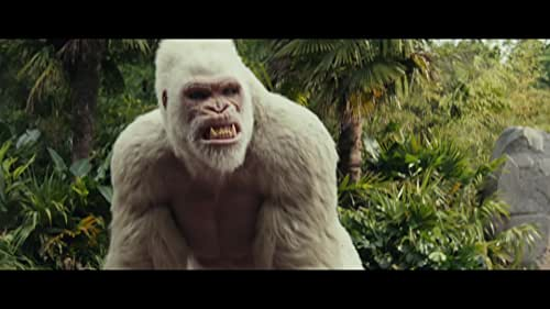 Primatologist Davis Okoye (Johnson), a man who keeps people at a distance, shares an unshakable bond with George, the extraordinarily intelligent, silverback gorilla who has been in his care since birth.  But a rogue genetic experiment gone awry mutates this gentle ape into a raging creature of enormous size.  To make matters worse, it¹s soon discovered there are other similarly altered animals.  As these newly created alpha predators tear across North America, destroying everything in their path, Okoye teams with a discredited genetic engineer to secure an antidote, fighting his way through an ever-changing battlefield, not only to halt a global catastrophe but to save the fearsome creature that was once his friend.