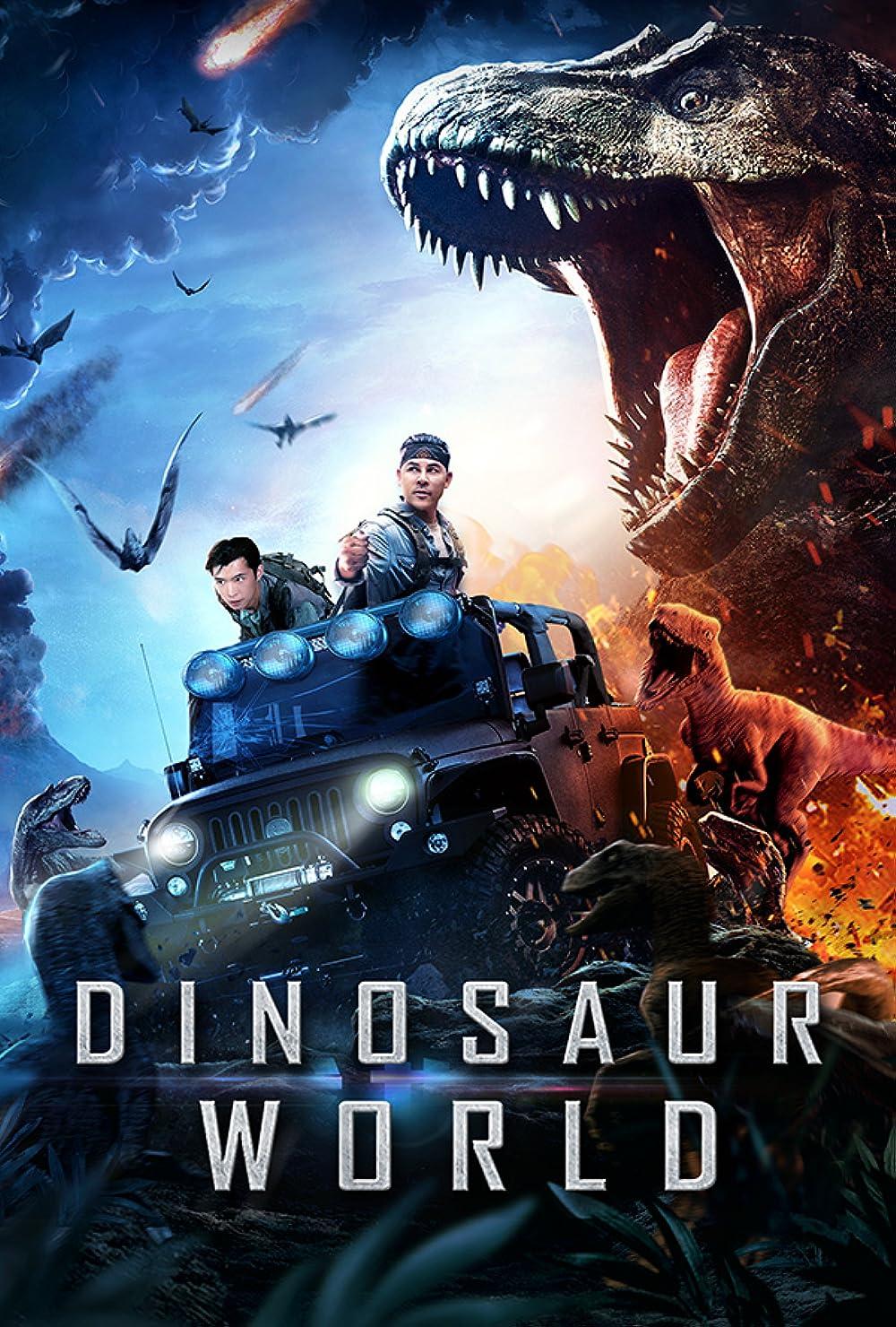 Dinosaur World (2020) Dua Audio  480p   720p HDRip [Hindi – Chinese] 250MB   950MB  Download