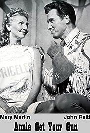 Annie Get Your Gun (1957) 720p