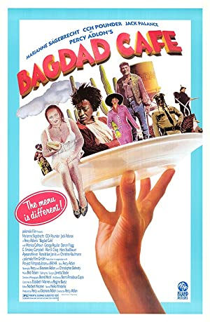 Bagdad Cafe Poster Image