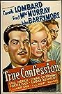 True Confession (1937) Poster
