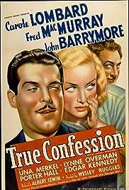 True Confession Poster
