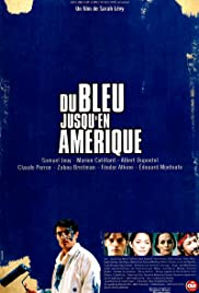 Blue Away to America Poster
