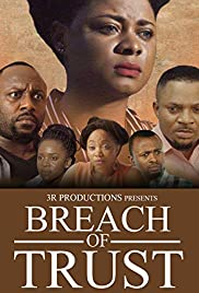 Breach of Trust Poster