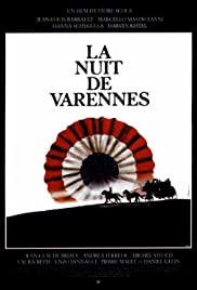 That Night in Varennes Poster