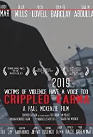 Crippled Karma: The Story of A Victim (UK) Poster