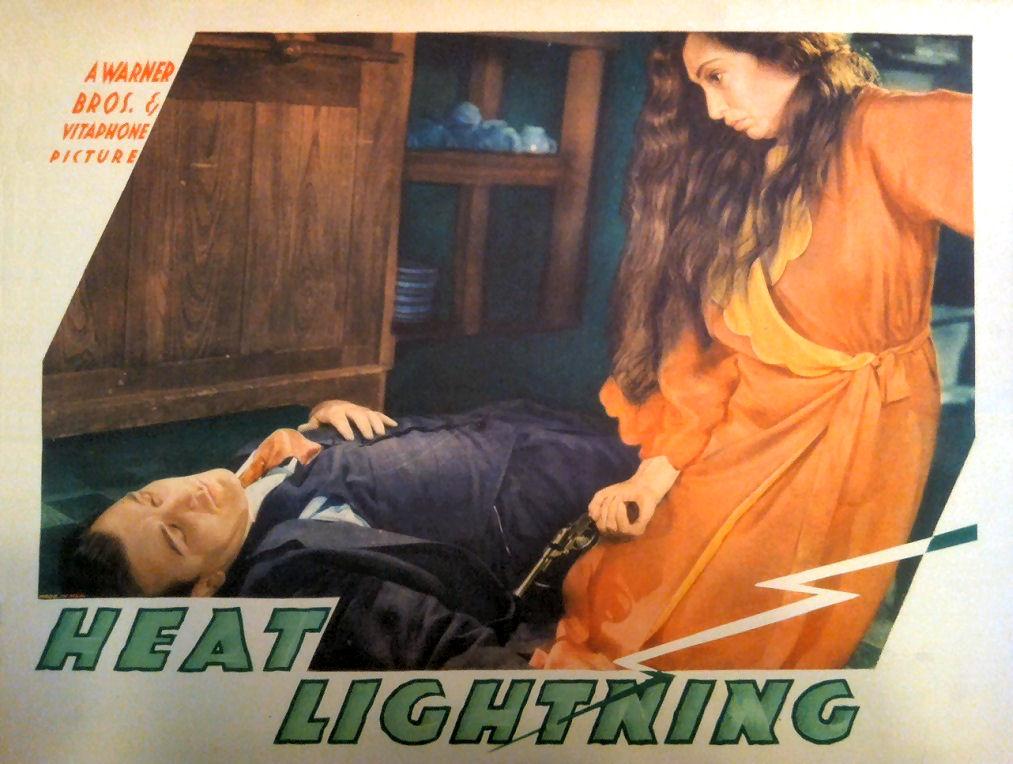 Image result for heat lightning poster