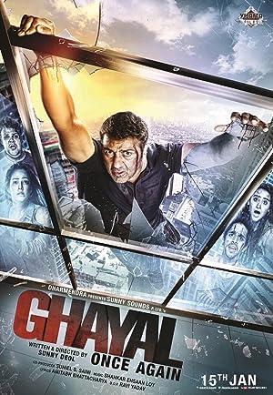 Ghayal Once Again movie, song and  lyrics