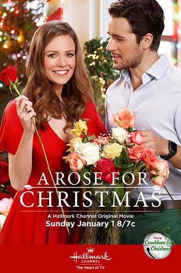 a rose for christmas tv movie 2017 imdb - Christmas Hallmark Movies