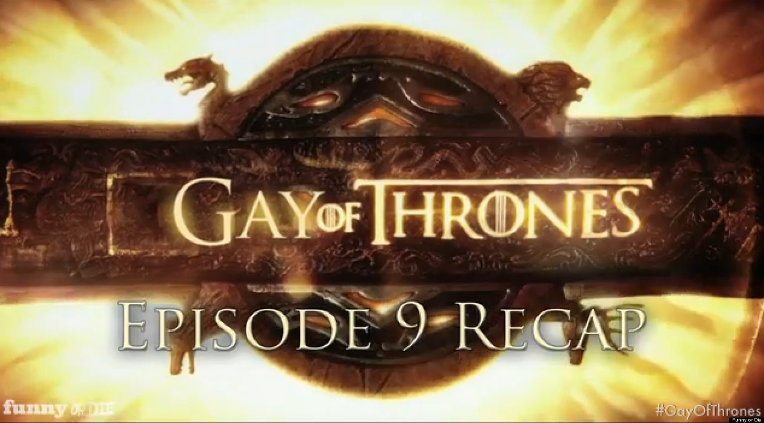 Gay of Thrones (2013)