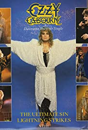 Ozzy Osbourne: The Ultimate Sin Poster