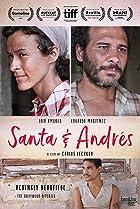 Santa & Andrés (2016) Poster