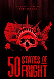 50 States of Fright Poster