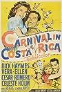 Celeste Holm, Cesar Romero, Dick Haymes, and Vera-Ellen in Carnival in Costa Rica (1947)
