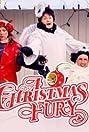 A Christmas Fury (2017) Poster