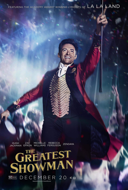 The Greatest Showman Rooleissa