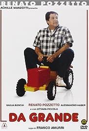Da grande Poster