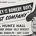Leo Gorcey in In Fast Company (1946)