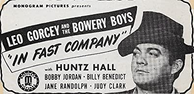 In Fast Company (1946)