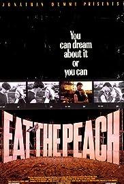 Eat the Peach(1986) Poster - Movie Forum, Cast, Reviews