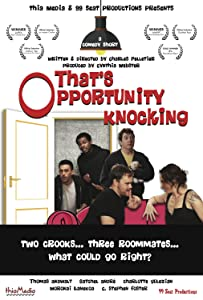 Watch up online for free full movie That's Opportunity Knocking [1280p]