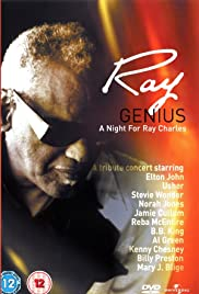Genius: A Night for Ray Charles Poster
