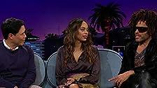 Amber Stevens West/Randall Park/Lenny Kravitz