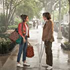 Selena Gomez and Timothée Chalamet in A Rainy Day in New York (2019)