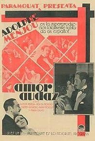 Primary photo for Amor audaz
