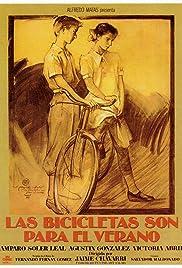 Las bicicletas son para el verano(1984) Poster - Movie Forum, Cast, Reviews
