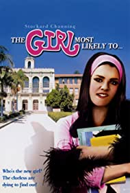 The Girl Most Likely to... (1973) Poster - Movie Forum, Cast, Reviews