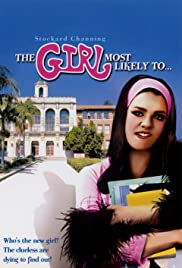 The Girl Most Likely to...(1973) Poster - Movie Forum, Cast, Reviews